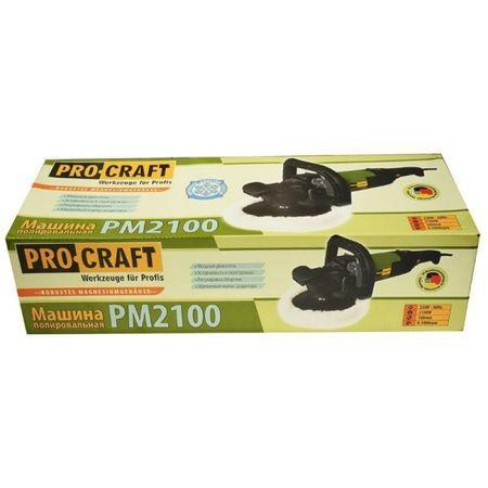 Masina Lustruit Procraft PM2100 3