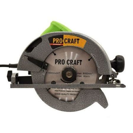 Fierastrau electric circular PROCRAFT KR2000 3
