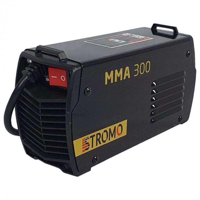Aparat de sudura ( Invertor ) STROMO MMA 300, Cablu  3m, 320Amps 1