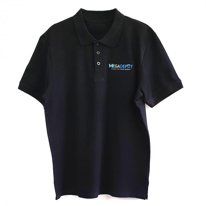 Tricou Polo MegaDepot 0