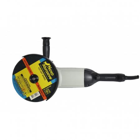 Polizor Unghiular,Model ELPROM 2600 W, 230MM, 6000 RPM, FLEX ELPROM EMSU-2600-230 [3]
