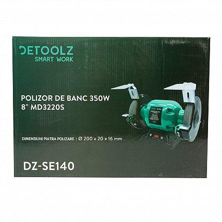 "Polizor de banc, 350W, 8"" ,MD3220Sv [2]"
