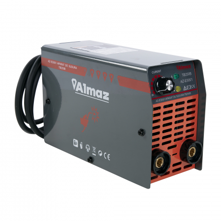 Aparat de sudura tip invertor , ALMAZ TB 250 B, accesorii incluse [4]