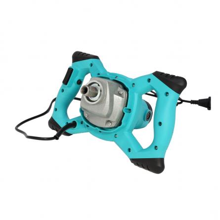 Amestecator de tip mixer, vopsea/mortar/ glet, 1200W, 50cm [3]