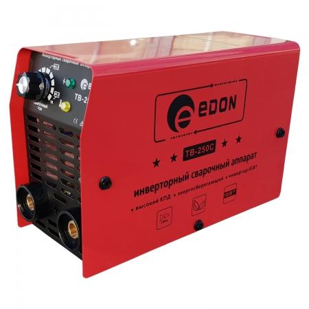 Aparat de sudura invertor Edon TB 250C, MMA, accesorii incluse, 250Ah2