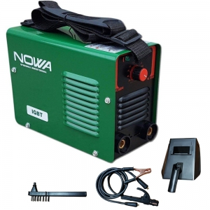 Aparat de Sudura - Invertor NOWA 250A, electrozi 1.6-40