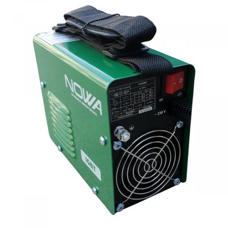 Aparat de Sudura - Invertor NOWA 300A + Masca cu cristale lichide, Afisaj electronic, electrozi 1.6-51