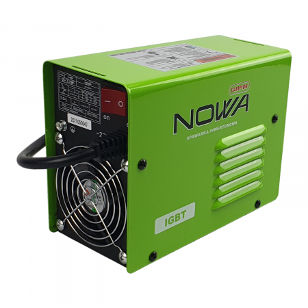 Aparat de Sudura - Invertor NOWA 400, Cutie Transport, Afisaj Electronic, Electrozi 1.6-5mm [3]