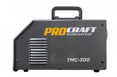 Aparat de sudura invertor Plasma ProCraft TMC 300, 3 in 1, MMA/TIG/PLASMA, Accesorii Incluse [2]