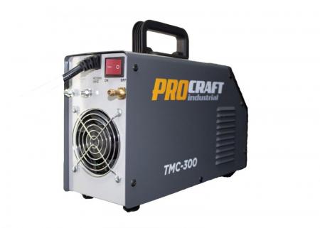 Aparat de sudura invertor Plasma ProCraft TMC 300, 3 in 1, MMA/TIG/PLASMA, Accesorii Incluse [3]
