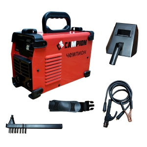 Invertor sudura CAMPION LV300XL , 300 A, Accesorii Incluse, Electrozi 1.6 - 5mm0