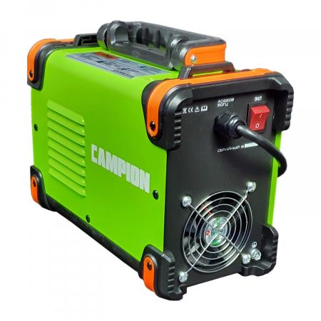Aparat de Sudura tip invertor,Model CAMPION MMA 320DC, Afisaj Electronic, Accesorii Incluse, Cabluri 3 metri2