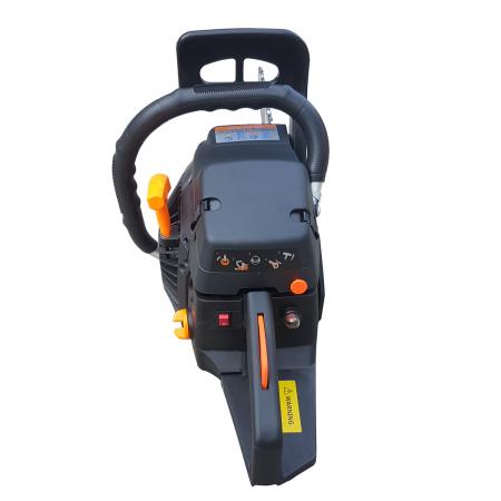 Motofierastrau ( drujba ) UralZid Professional 7CP, 2 Lame ,2 Lanturi,  62CC, Garantie 2 Ani3