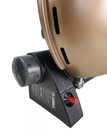 Gratar gaz O-Grill, Model 500, 2.7 kW, 1065 cm², Camping, diverse culori3
