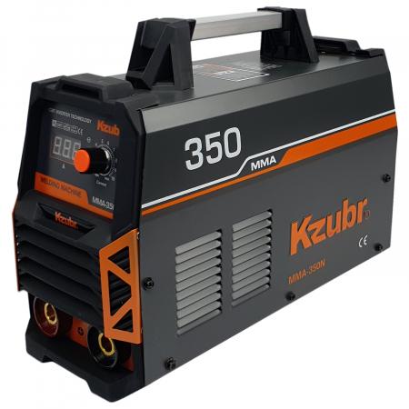 Invertor de sudura, KZUBR MMA 350N, electrozi 1.6-5mm1
