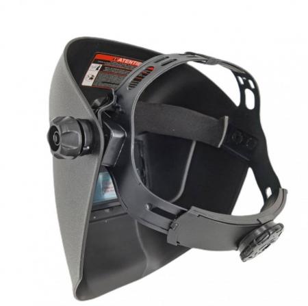 Aparat de sudura tip invertor CET MMA 200 + Masca automata cu cristale, cabluri 2 metri [4]