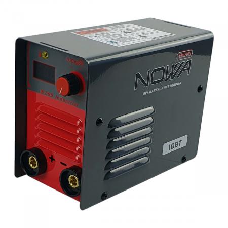 Aparat de Sudura tip Invertor,Model NOWA W355, Cabluri 3 metri,  Electrozi 1.6-5mm [2]