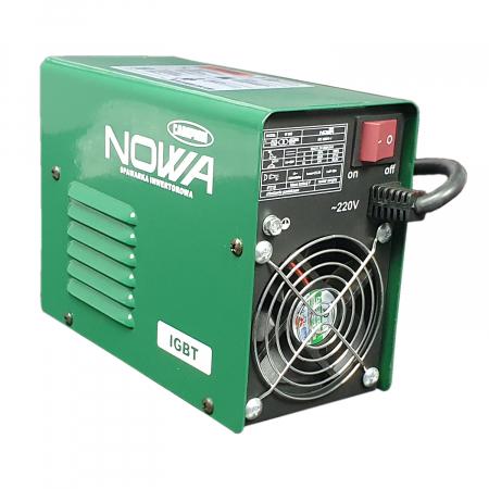 Aparat de Sudura tip Invertor,Model NOWA W355 + Masca automata,  Electrozi 1.6-5mm1