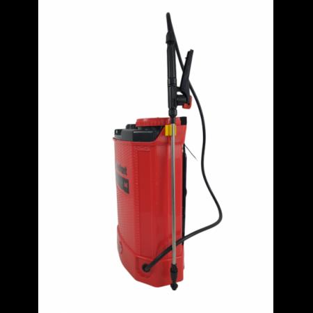 Pompa de stropit electrica Elefant SE14L, Volum 14l, 12V/8Ah, 3 tipuri de pulverizare [2]