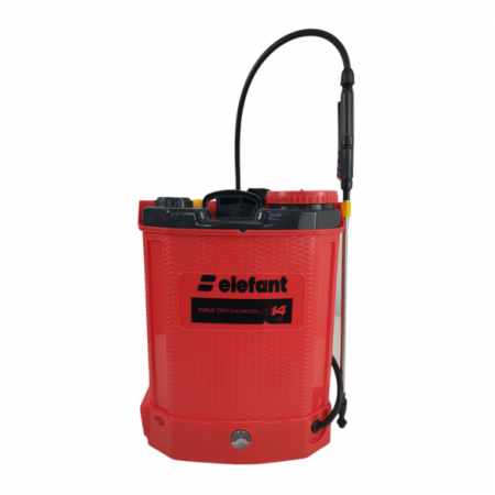 Pompa de stropit electrica Elefant SE14L, Volum 14l, 12V/8Ah, 3 tipuri de pulverizare [3]