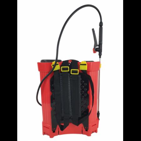 Pompa de stropit electrica Elefant SE18L, Volum 18l, 12V/8Ah, 3 tipuri de pulverizare [1]
