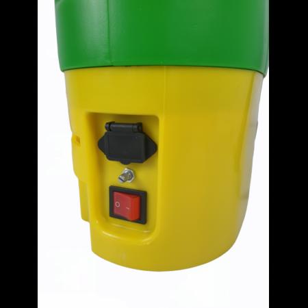 Pompa de stropit electrica PROCRAFT AS16L, Volum 16l, 12V/8Ah, 3 tipuri de pulverizare [3]