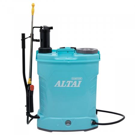 Pompa de stropit 2 in 1 Altai, electrica si manuala, vermorel [0]