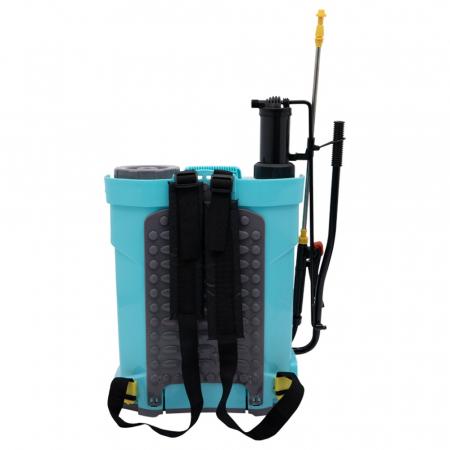 Pompa de stropit 2 in 1 Altai, electrica si manuala, vermorel [1]