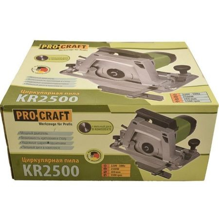 Fierastrau circular Procraft KR25003