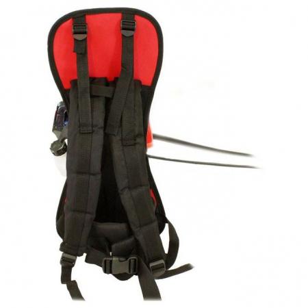 Motocoasa tip rucsac Micul Fermier , 4.7 CP, accesorii incluse2