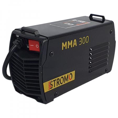 Aparat de sudura ( Invertor ) STROMO MMA 300 + Masca cu cristale automata, Cablu 3m, 320Amps2