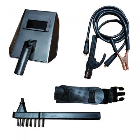Aparat de sudura tip Invertor Belarus CM 300, afisaj electronic, ventilator racire [3]