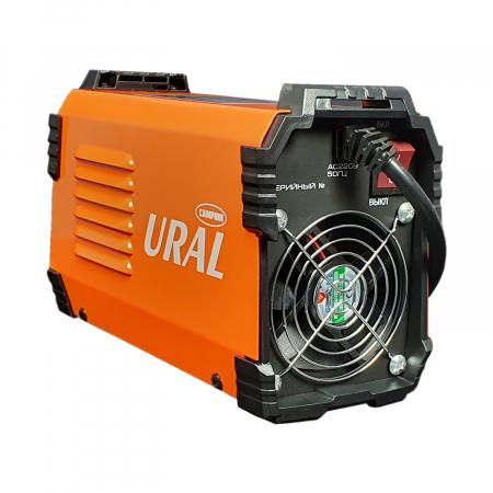 Aparat de sudura ( Invertor ) URAL MMA 325DK + Masca automata, 320Ah, Accesorii Incluse,Cutie de Transport, Cabluri 3M1