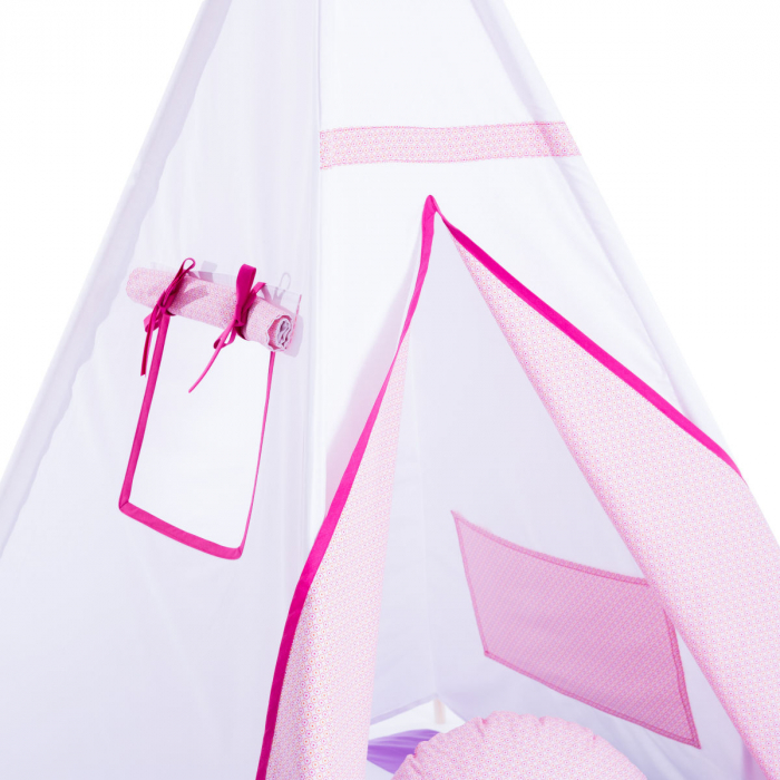 DARE TO DREAM Set Cort Zambete roz