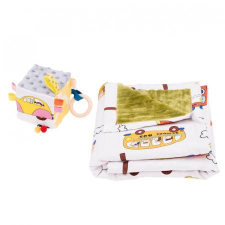 Cub textil BABY – Masini din oras