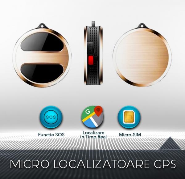Mini localizatoare GPS pentru localizare copii si masini
