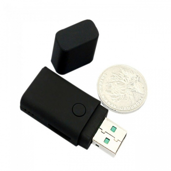 Camera Video Spy Integrata in Stick USB de Memorie cu Lentila Perfect Mascata, Rezolutie 1280x960p, Detector de Miscare 2