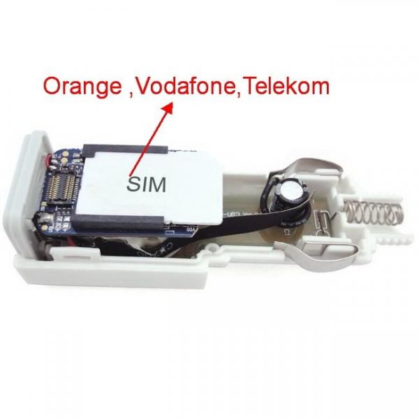 Incarcator Auto cu Microfon Gsm Spion Incorporat - Ascultare in Timp Real si Functie de Apelare Automata 6