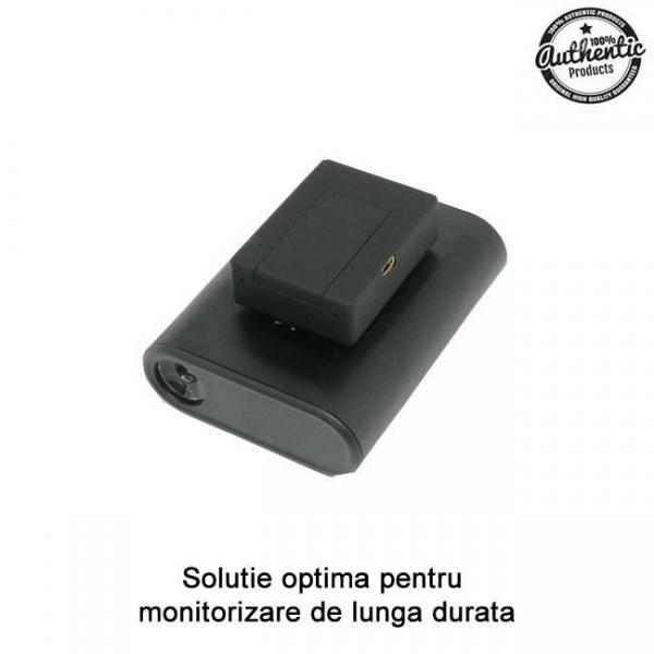 Microfon Gsm Spion cu Extra-Baterie pentru 30 de Zile Autonomie - Foarte Apreciat 2