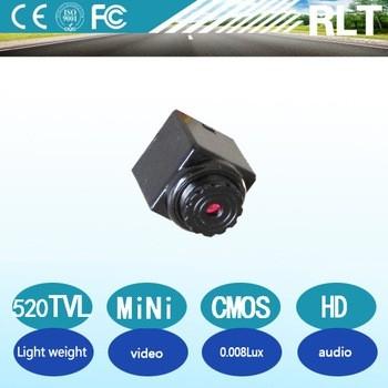Camera CCTV de Supraveghere Spion 90 Grade, Sunet, 520 TVL CCCTVMINI903EE 0
