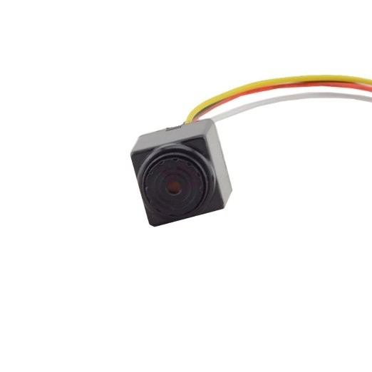 Camera CCTV de Supraveghere Spion 90 Grade, Sunet, 520 TVL CCCTVMINI903EE 2