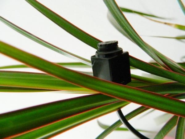 Camera Spion DVR Ascunsa pentru Bona si Copii cu Nightvision, Senzor de Miscare si Memorie 32GB 4