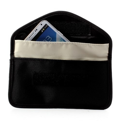 Husa Neagra Anti-Ascultare Telefoane + Anticlonare Carduri , Solutie Profesionala JAMH-211 yy 0