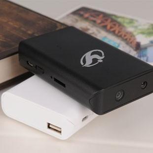 Minicamera Video Spion mascata in Baterie Externa, Rezolutie HD, Wi-Fi IP, Night Vision, P2P, 1080p, 32GB