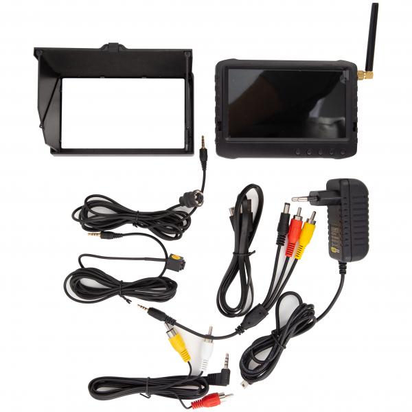 Cameră Video Spy Ascunsă Anti-Vandalism Auto, Protecție Completă, Senzor de Mișcare, Stocare pe Card MicroSD 32GB 0