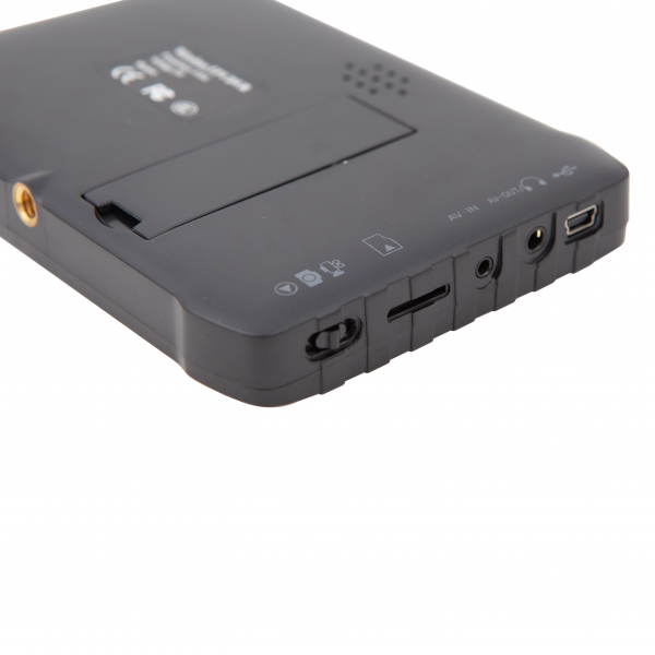 Cameră Video Spy Ascunsă Anti-Vandalism Auto, Protecție Completă, Senzor de Mișcare, Stocare pe Card MicroSD 32GB 4