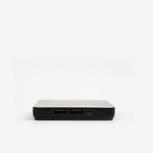 Cameră Video Spy Ascunsă în Baterie (PowerBank) cu Rezoluție 1920x1080P, Card 32GB, Senzor de Mișcare 2