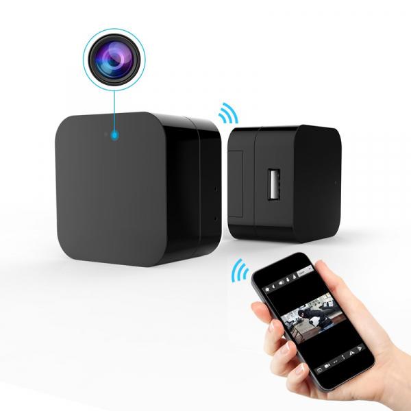 Camera Video Spy cu Rezolutie VGA Aascunsa in Incarcator USB, WIFI, Ip, p2p, DVR, 128 GB, Alimentare Permanenta 2