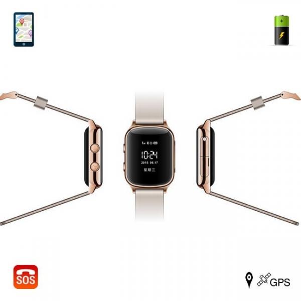 Localizator GPS mascat in ceas de mana 1