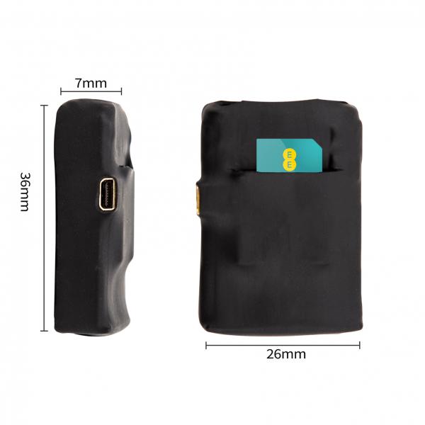 Cel mai mic Dispozitiv de Spionaj - 5mm Mini Microfon Gsm cu Ascultare in Timp Real 0